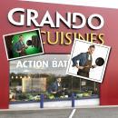 """Pour créer des situations et des décors '""""sur mesure"""" (CUISINES GRANDO - 2015)"""